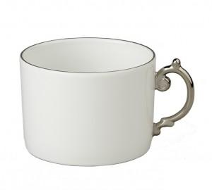 Aegean Platinum Teacup