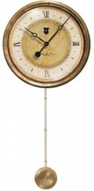 Cafe Venetia Cream Clock