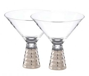 Truro Platinum Martini Set/2