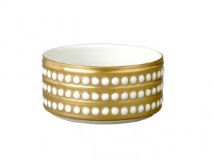 Perlee Gold Small Deep Bowl