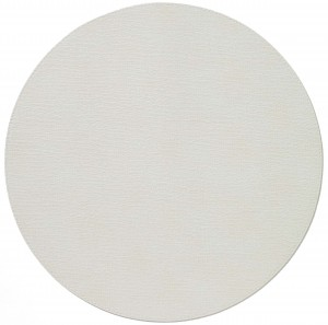 Presto Antique White Round Placemat
