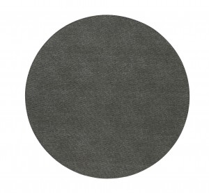 Presto Charcoal Round Placemat