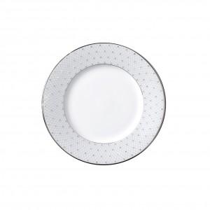 Princess Platinum Salad Plate