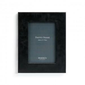Black Leather 5x7 Frame