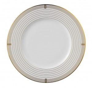 Regency Gold Dinner Plate