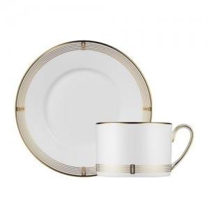 Regency Gold Espresso Tea Cup and Saucer