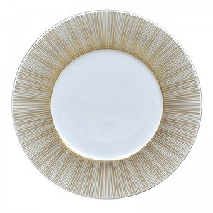 Sol Salad Plate