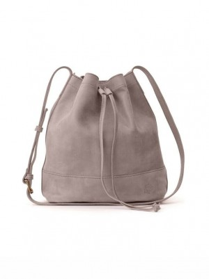 Tadesse Bucket Bag Pewter