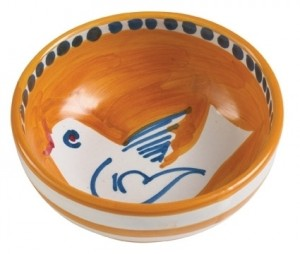 Uccello Olive Oil Bowl