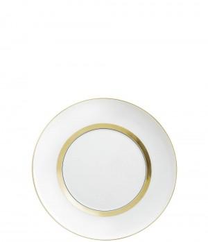 Domo Gold Dessert Plate