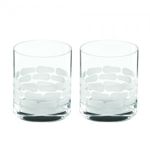 Truro Frosted Double Old Fashioned Set/2