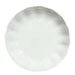 Corail White Deep Plate